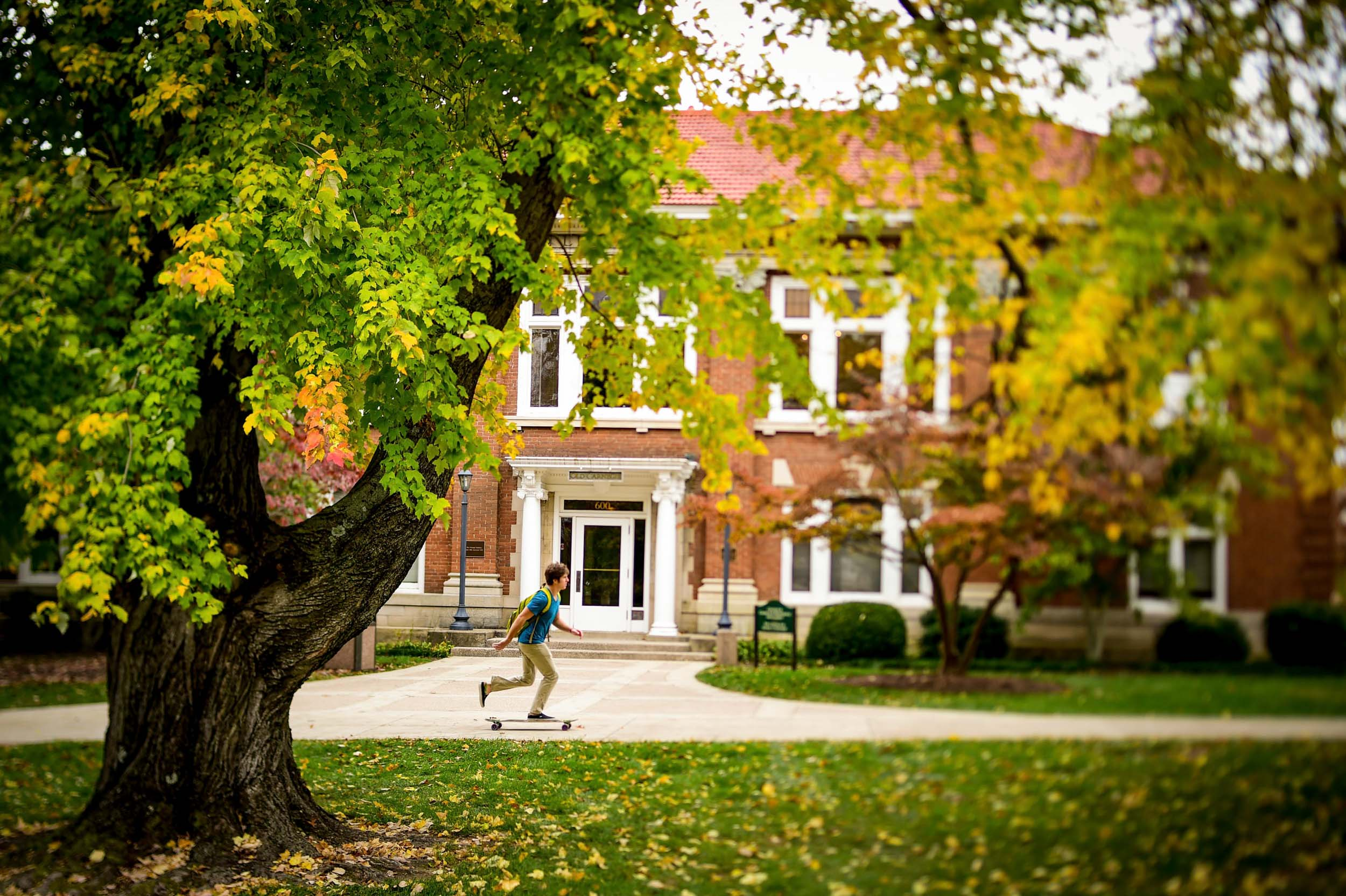 Centre College Campus Fall 2014