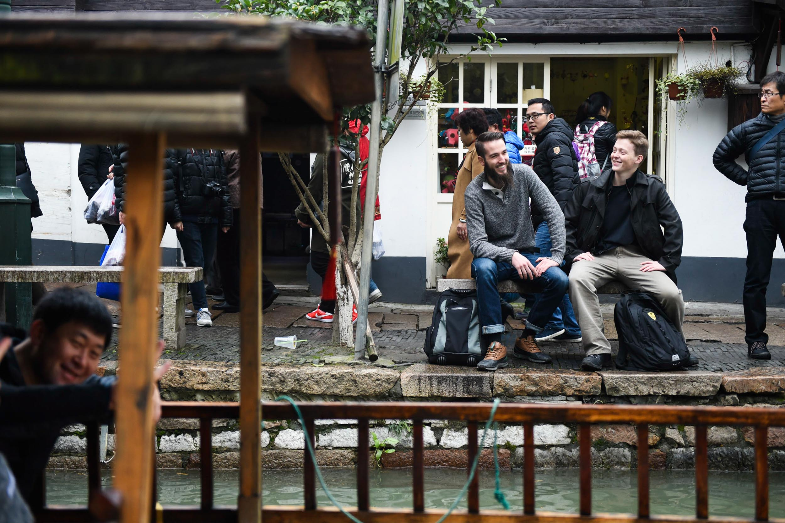 Centre Abroad in China 2015 - Zhujiajiao